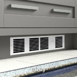 1,000-Watt 240-Volt Fan-Forced Under-Cabinet Electric Heater