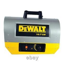 10,000-Watt 240-Volt Forced Air Electric Heater Space Electric Fan Thermal Heat