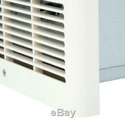 1000-watt 120/240-volt high capacity fan-forced wall heater broan electric lot