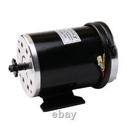 1000W 48V Electric Brush Speed Motor for Scooter Ebike 48 Volt 1000 Watt Motor