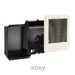 1500-Watt 120-Volt Cadet Electric Wall Mounted Heater Thermostat Bathroom Space