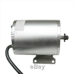 1800W Watt 48V Volt Brushless Electric Motor w Base BOMA T8F Sprocket 9T GoKart