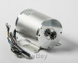 2000W Watt 48V Volt BLDC electric motor w Base BOMA Style BM1109 GoKart Scooter
