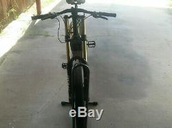 2014 Stealth Fighter #183 Electric Bike, 3800 watts, 52 volts Local Pick up only