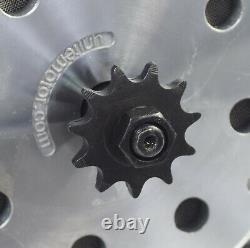 36 Volt 1000 Watt MY1020 Electric Motor 11 Tooth 8 mm 05T Chain Sprocket