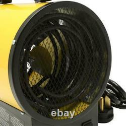 3750 Watt 12800 Btu 220 Volt Mountable Electric Fan Forced Air Heater DuraHeat
