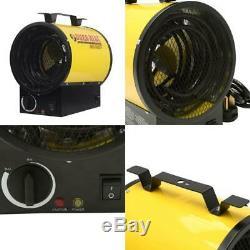 4,800-Watt 240-Volt Dura Heat Electric Forced Air Garage Heater