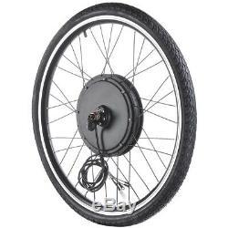 48 Volt 1000 Watts Electric Bike Hub Motor Brushless Engine Kit Front Wheel