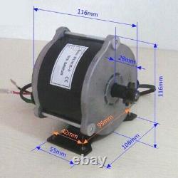 500W Watt 36V Volt MY1018E-D Electric Motor UNITE Razor Crazy Cart XL 9T Skt