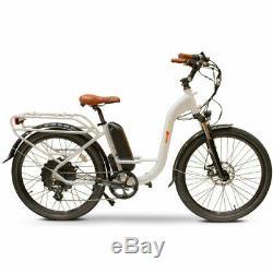 750 Watt Electric Hub Motor Bicycle Ewheels Battery Cycle 48 Volt 45 Miles Per C
