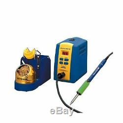 American Hakko Soldering Station FX 95166 Corded Electric 120 Volts 65 Watts New