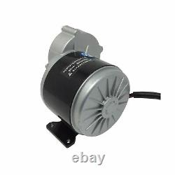 BEMONOC 24 Volt 350 Watt MY1016Z3 Gear Reduction Electric Motor with 9 Tooth