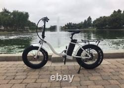 Best 500 Watt 48 Volt Folding Electric Bike