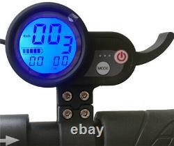 Blaze 600 watt 48v Lithium Smart Electric Scooter. Super lightweight