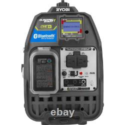 Bluetooth 2,300 Starting Watt One+ 18-Volt Electric Start Gasoline Powered Digit
