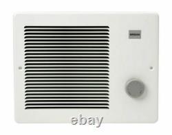 Broan-Nutone 1500-Watt 120-Volt Off-White Comfort-Flo Electric Wall Heater