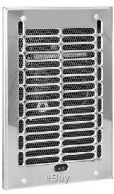 CADET 79241 In-Wall Fan Heater, 120-Volt, 1,000-Watt Quantity 1