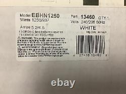 CADET SoftHeat 71 in. 1,250-Watt 240-Volt Hydronic Electric Baseboard Heater