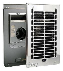 Cadet 79241 120-Volt 1000 Watts 8.33 Amp Compact Electric Wall Heater