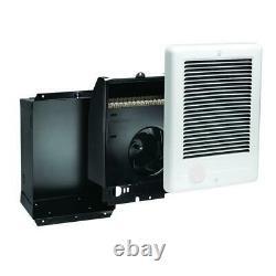 Cadet Com-Pak In-Wall Electric Heater Fan-Forced 2,000-Watt 240-Volt in White