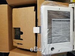 Cadet Com-Pak Plus 9 in x 12 in 1500-Watt 120-Volt Fan-Forced Electric Heater BW
