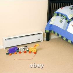 Cadet Electric Baseboard Heater 35-Inch 500/375-Watt 240/208-Volt