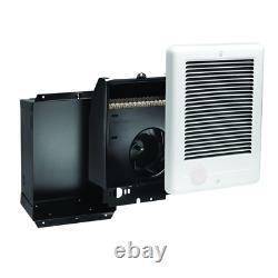 Cadet Electric Wall Heater 2,000-Watt 240-Volt Forced Air Wall Switch Control