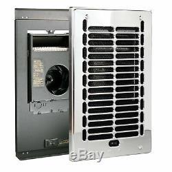 Cadet Manufacturing 79241 120-Volt Compact Electric Wall Heater, 1000-Watt, 8