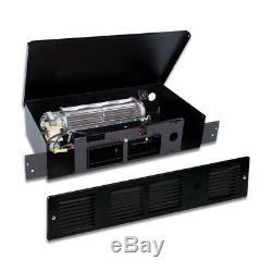 Cadet Perfectoe 1,000-Watt 120-Volt Fan-Forced Under-Cabinet Electric Heater in