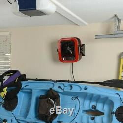 Cadet RCP402S Red 13648 Btu 240 Volt 4000 Watt Portable Garage Heater