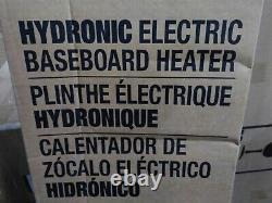Cadet SoftHeat 47 in. 750-Watt 240-Volt Hydronic Electric Baseboard Heater