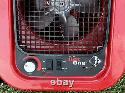 Cadet The Hot One RCP-502S Electric Garage Heater 5000-Watt 240-Volt Direct Wire