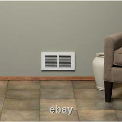 Cadet Wall Heater Assembly Fan Forced Multi Watt Indoor Heating 240 208 Volt New