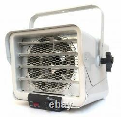 Dr. Heater DR966 240-volt Hardwired Shop Garage Commercial Heater, 3000-watt/