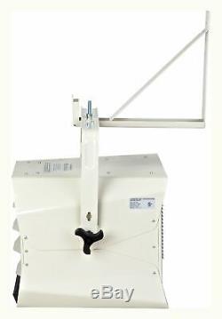 Dr Heater Dr. Infrared DR-910F 10000-Watt 240-Volt Heavy-Duty Hardwired Shop