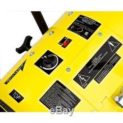 Dr Infrared Heater 15000-Watt Salamander Construction Single Phase 240-Volt Fan