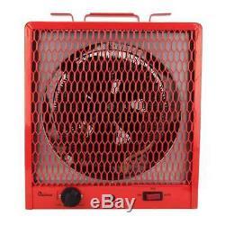 Dr. Infrared Heater 240 Volt 5600 Watt Workshop Portable Space Heater (Open Box)