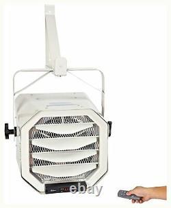 Dr. Infrared Heater DR-910F 10000-Watt 240-Volt Heater