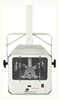 Dr. Infrared Heater DR-910F 10000-Watt 240-Volt Heavy-Duty Hardwired Shop Garage