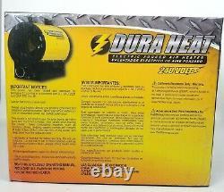 Dura Heat 4000-Watt 240-Volt Workspace Electric Space Heater EUH4000
