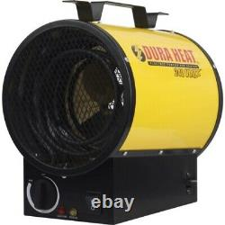DuraHeat EUH5000 4800 Watt 240-Volt Electric Forced Air Heater