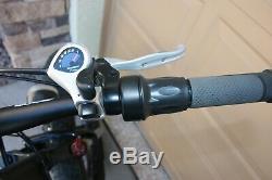 E Bicycle Bafang Full Suspension F-35 Mantis 750 Watt Electric Bike 48 Volt