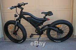 E Bicycle Bafang Full Suspension Fat Tire Mantis 750 Watt Electric Bike 48 Volt