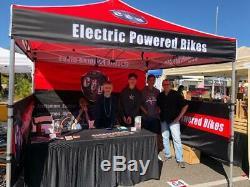 E Bicycle Bafang Rhino Heavy Duty Trike 750 Watt Electric Bike 48 Volt 13 AH