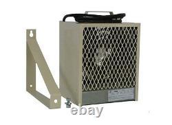 ELECTRIC HEATER Commercial Portable 240 Volt 4,000 Watt 13,500 BTU