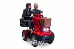 EW-88 Electric Transport Two Seat Motor Scooter 1200 Watts 36 Volt Basket yyy88