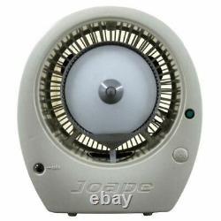 EcoJet 020302 Bob Tabletop Misting Fan in White 110 Volt, 70-watt