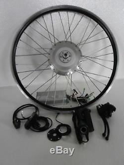 Electric Bike kit 48 volt 700 - 1400 watts Bistro Made in USA Apar E Bikes FAST