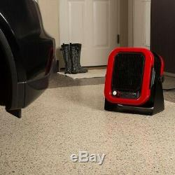 Electric Portable Heater 5000-Watt 240-Volt Medium Size with Automatic Shutoff