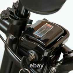 Ewheels 36 Volt/10 Ah 350 Watt 7 Speed Pedal Assist Electric Mountain eBike